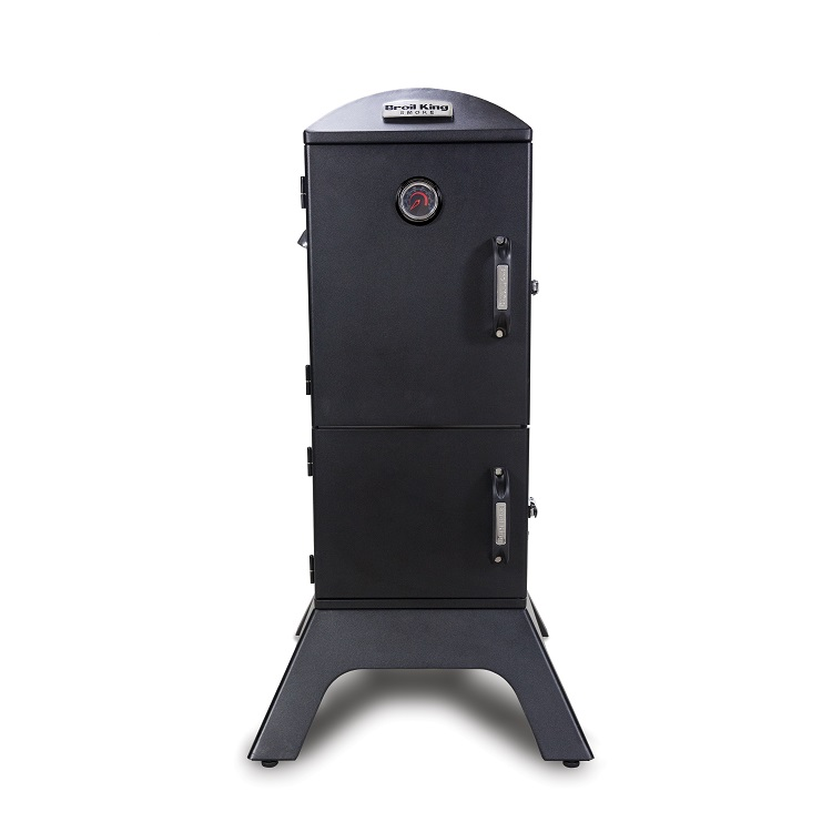 Угольная коптильня Broil King Vertical Charcoal Smoker