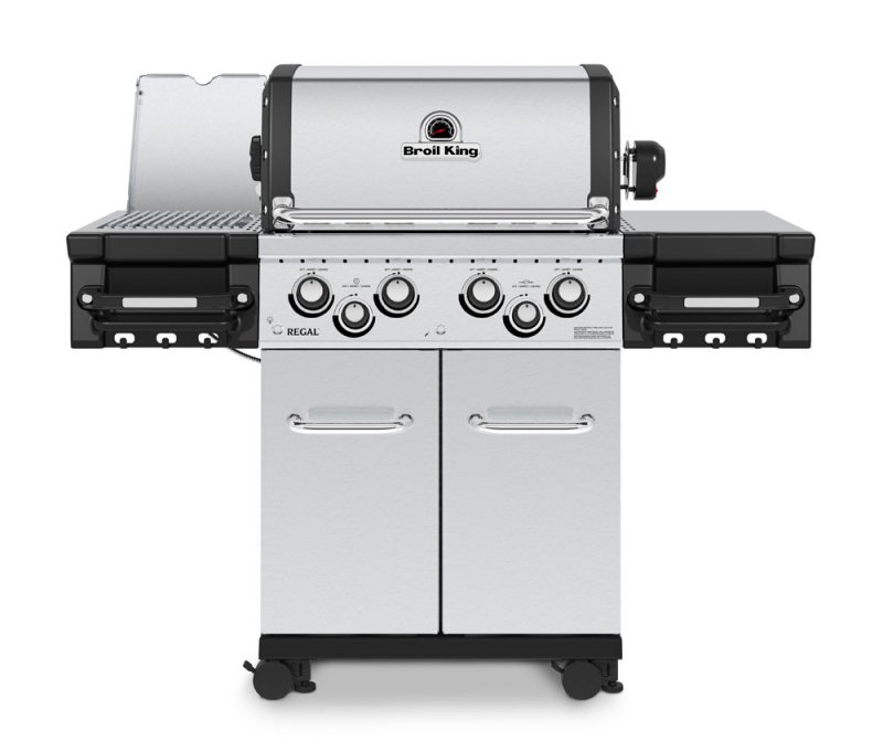 Газовый гриль Broil King Regal S 490 IR PRO