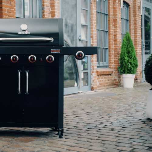 Газовый гриль Char-Broil Professional-4 All Black